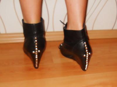 jak ozdobić buty?  DIY shoes
