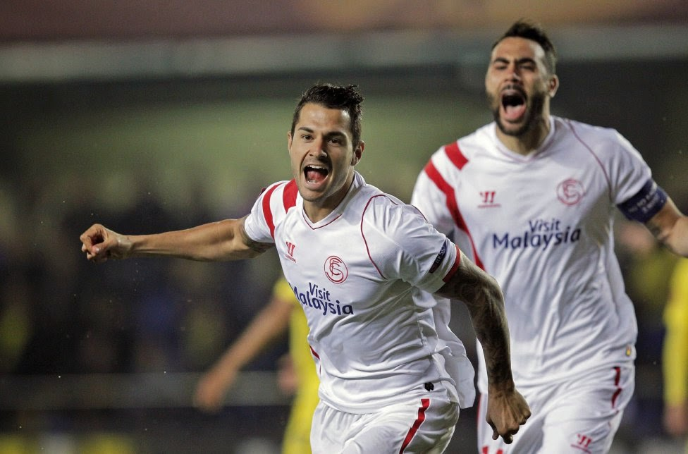 SEVILLA FC 2015