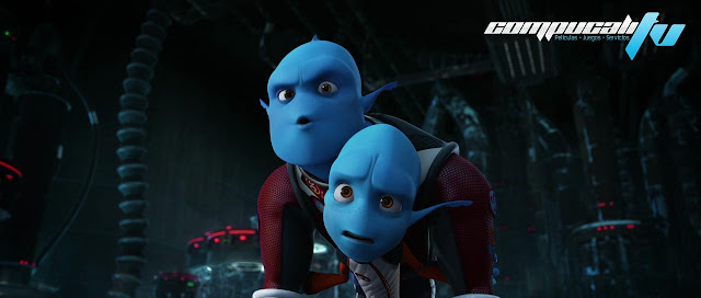 Héroes del espacio 720p HD Español Latino Dual