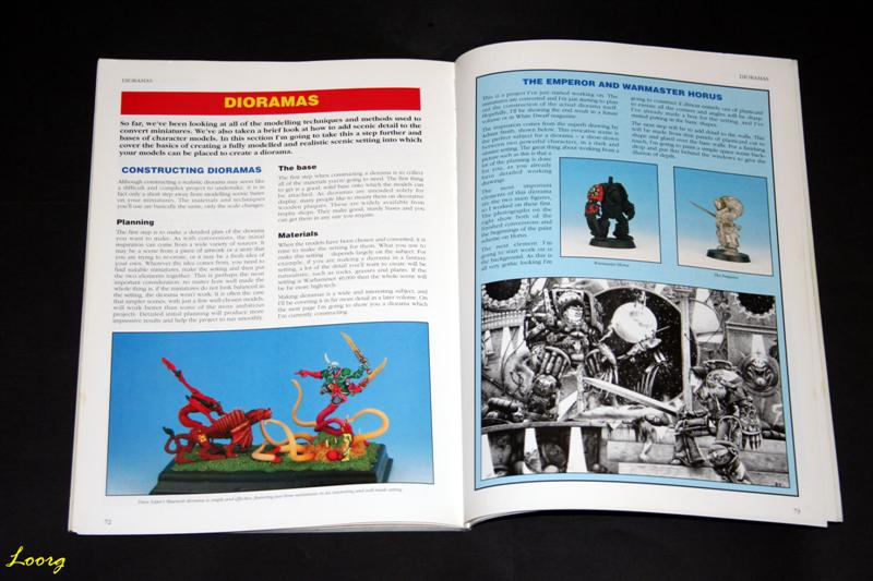 Citadel Miniatures modelling guide book by Mike McVey ...
