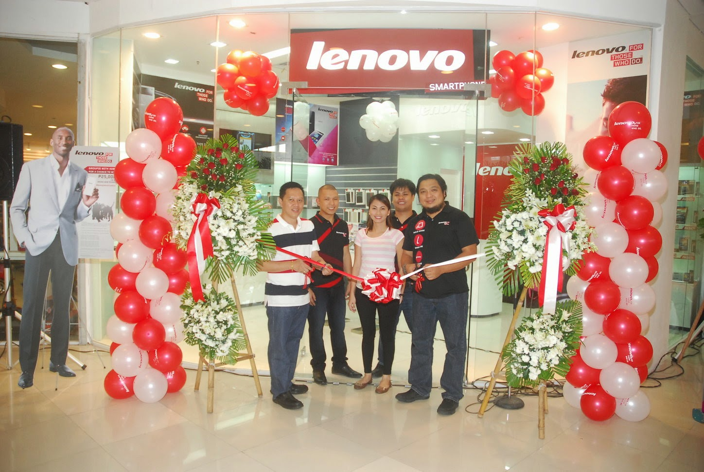 3rd Lenovo Mobile Exclusive Store in Davao