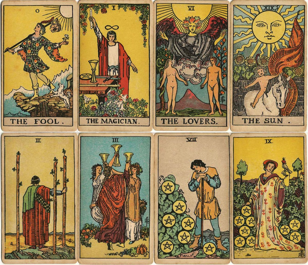 The Purple Moon Tarot