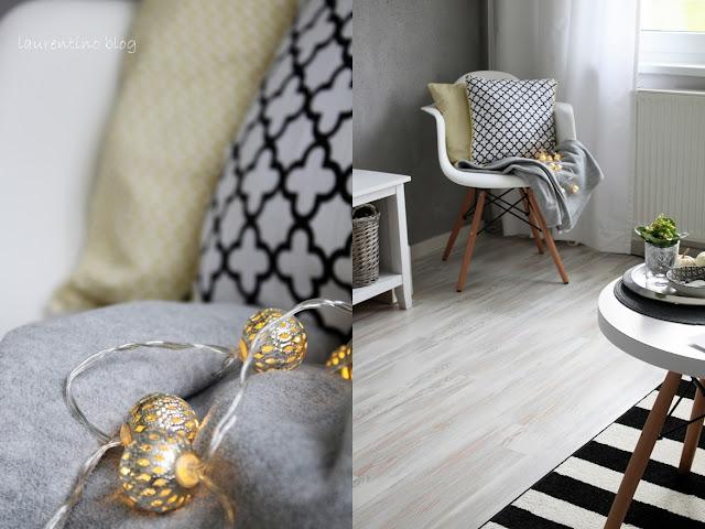 fotel eiffel salon bleck white