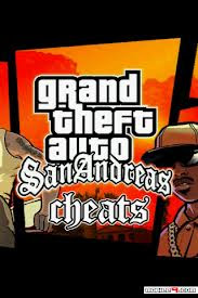 gta san andreas cheates