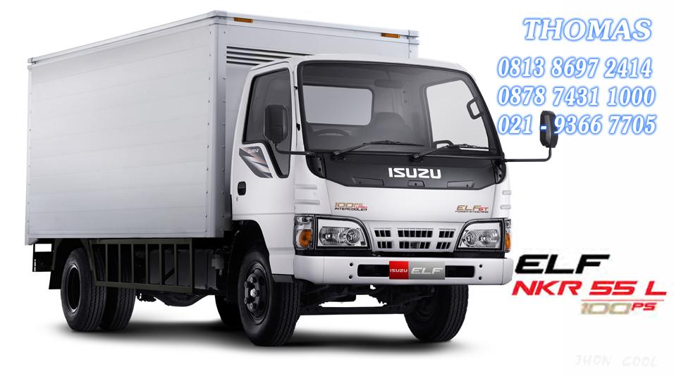 ISUZU ELF NKR 55 L