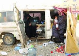 سعودي يسكن بالسيارة