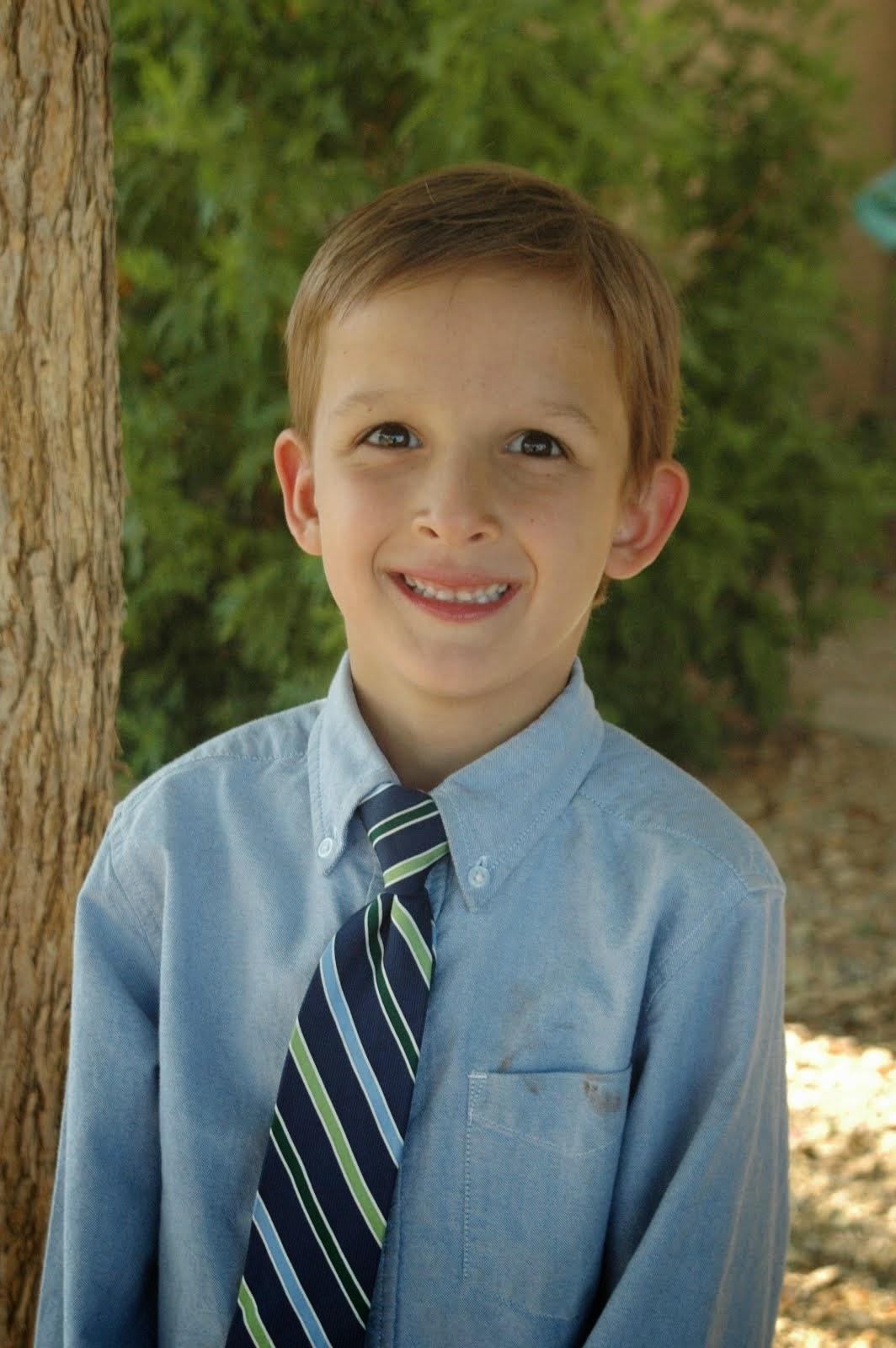 Caleb, 7