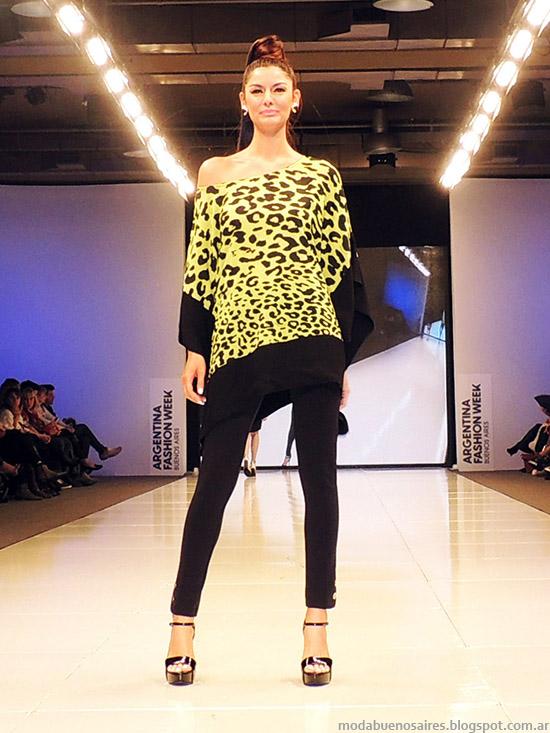Adriana Costantini primavera verano 2015. Moda blusas y sweaters primavera verano 2015.