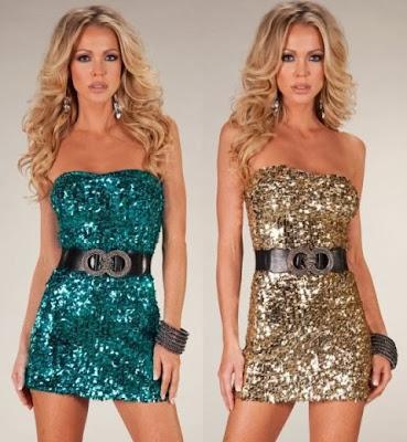 Yılbaşı Gecesi Elbiseleri