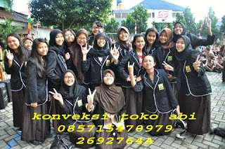 baju almamater Kepulauan Bangka Belitung Bangka, Pangkalpinang, Bangka Barat, Bangka Selatan, Bangka Tengah, Belitung