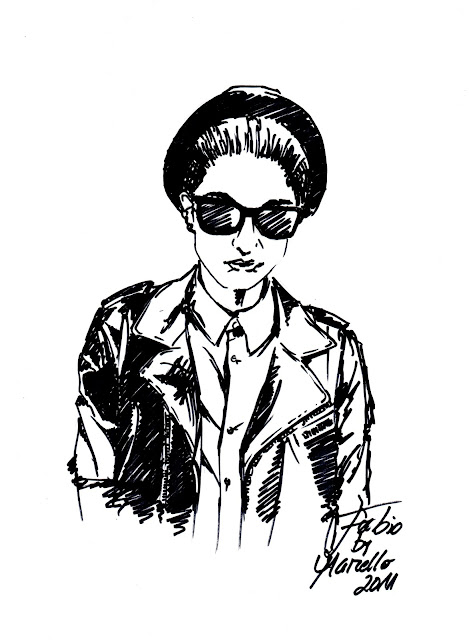 Sketch: Fabio