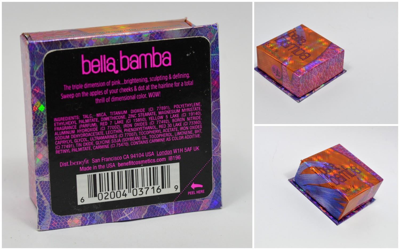 Verpackung Bella Bamba