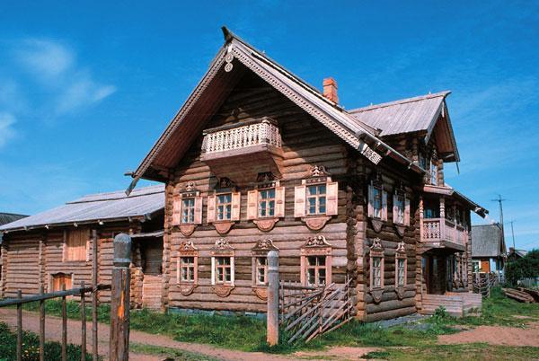 Ведамост история русской деревянной