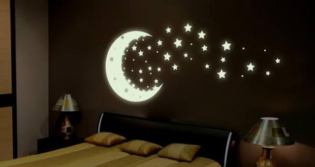 glow in the dark bedroom ideas | hgtv bathroom design