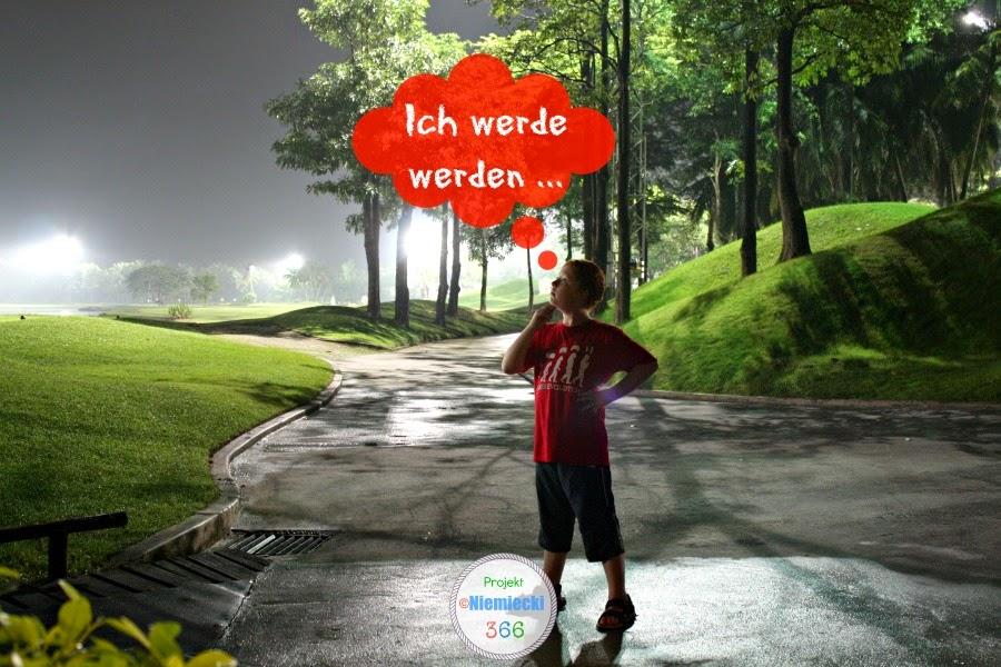 werden po niemiecku