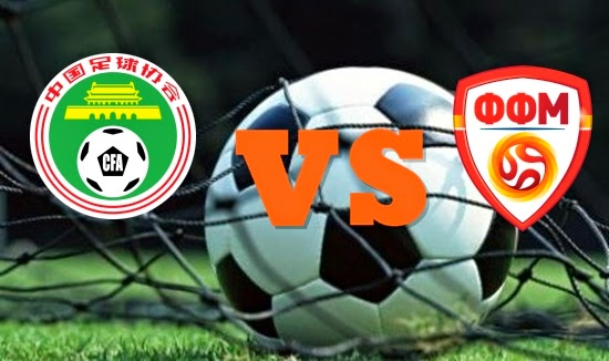 Prediksi Skor Terjitu China vs Masedonia jadwal 18 Juni 2014