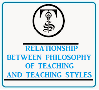 Relationship Between Philosophy Of Teaching And Teaching Styles, B.ED, M.ED, NET Notes ( Study Material), PDF Notes Free Download.