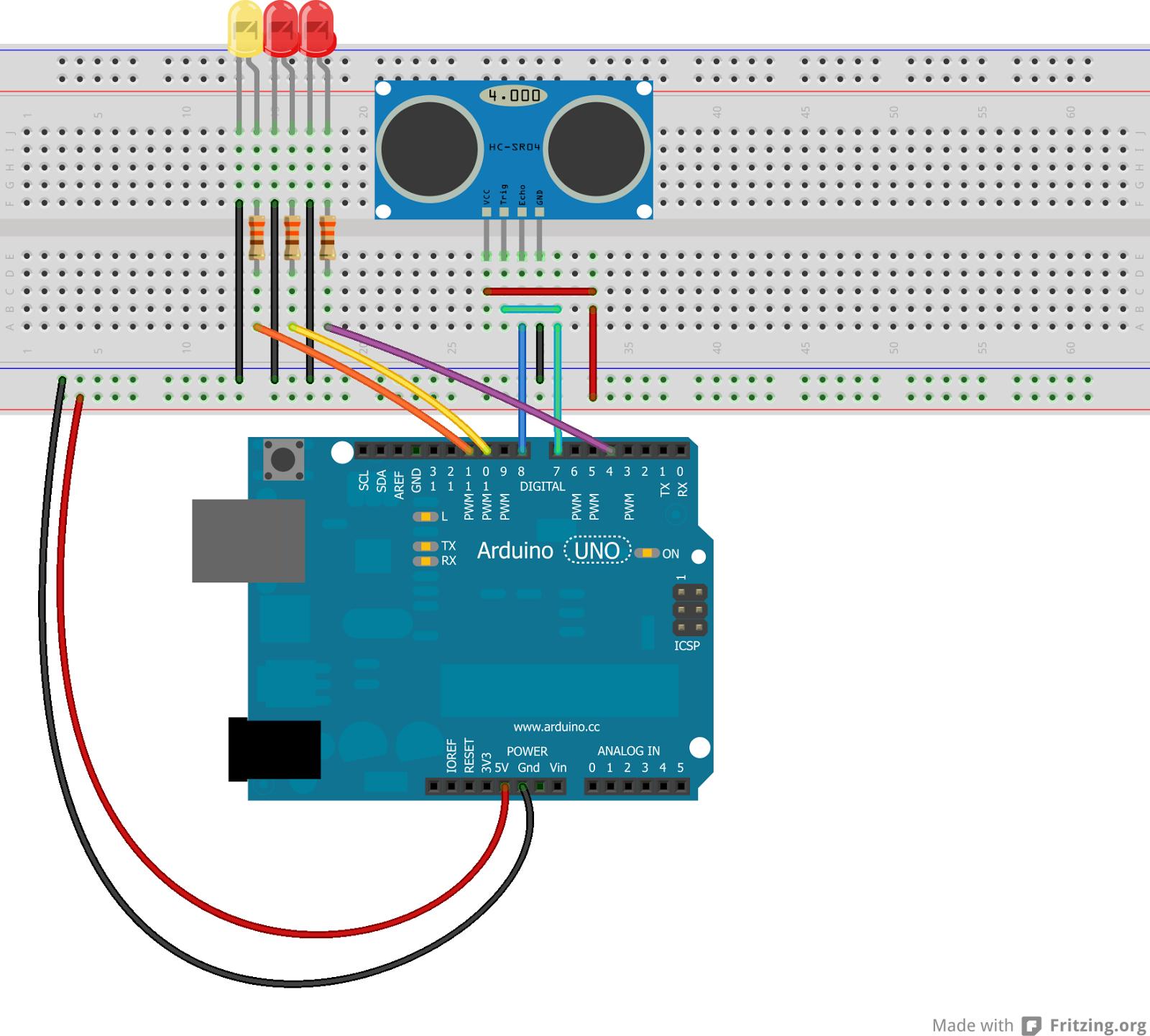 EduRobot UNO Come costruire il vostro