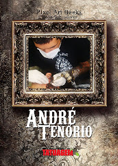Livro André Tenório - Série Tatuadores.