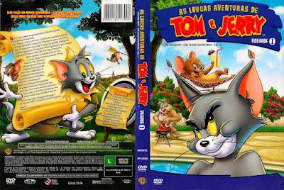 As Loucas Aventuras de Tom e Jerry