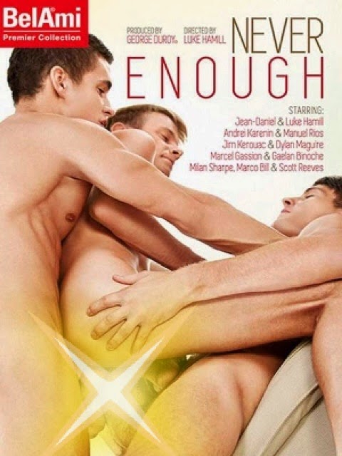 Belami Never Enough DVD Sale