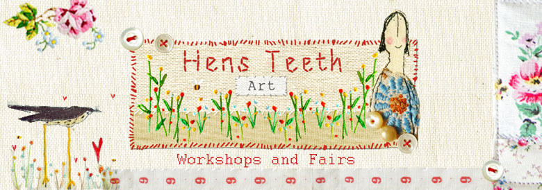 Hens Teeth Workshops and Events