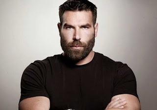 Men with Full Grown Beard