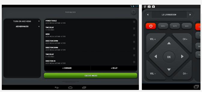 Smart IR Remote - SamsungHTC V1.6.7 APK