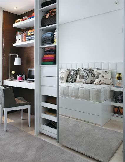 Casa Claudia: Apartamento com Boas Idéias