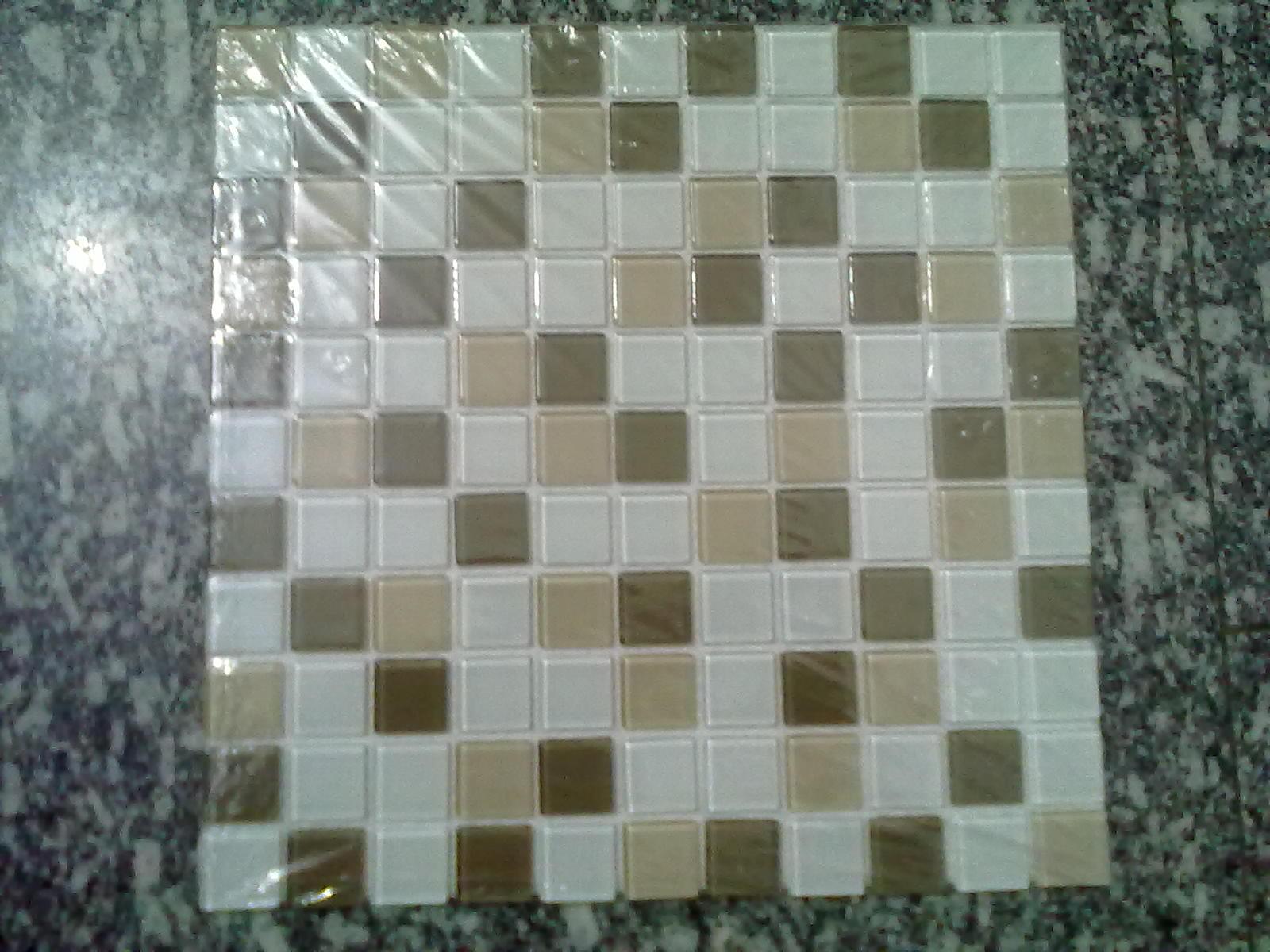 AMBIENTE IDEAL: Nossas pastilhas de vidro #61624C 1600x1200 Banheiro Cor Ideal