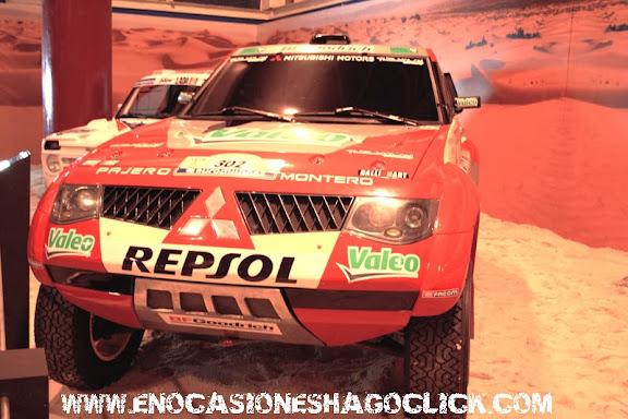 Mitsubishi Pajero Evo Dakar
