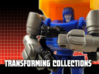 Transforming Collections Toy Reference Book Kickstarter Project by Philip Reed