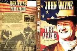Fort Apache 1948 - Carátula