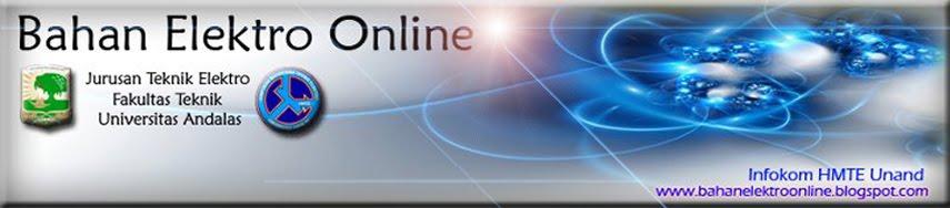Bahan Elektro Online