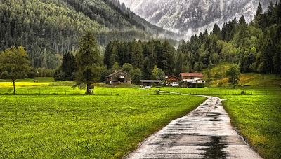 Los colores de la naturaleza - Caminando en busca de la libertad (casitas de campo)