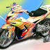 Gambar Motor Modifikasi Yamaha Jupiter MX