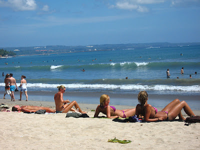 Kuta Beach, Bali, camera for holiday, digital camera for holiday
