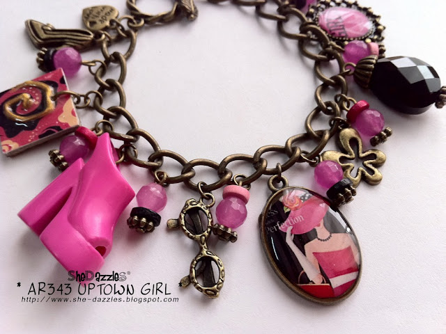uptown-girl-pink-barbie-charm-bracelet