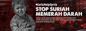 #LET'S HELP SYRIA