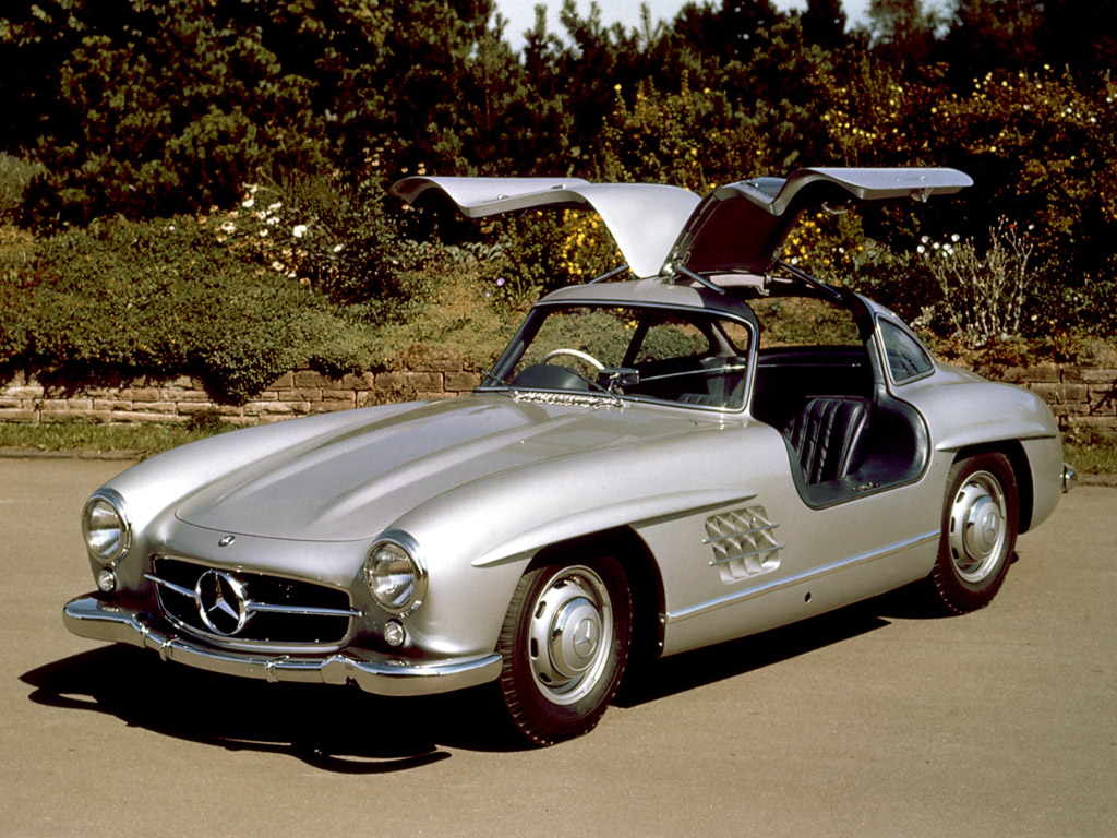 Classic car posters mercedes benz 300 sl for Mercedes benz 300