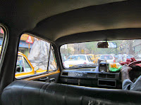 Crazy drivers of Kolkata