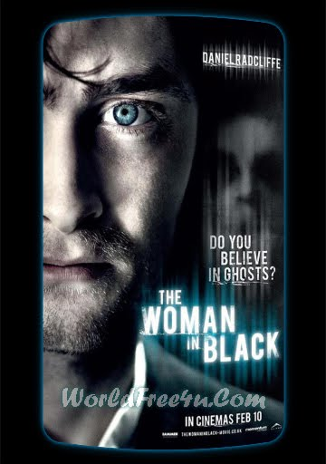 Poster Of The Woman in Black (2012) Full English Movie Watch Online Free Download At Downloadingzoo.Com