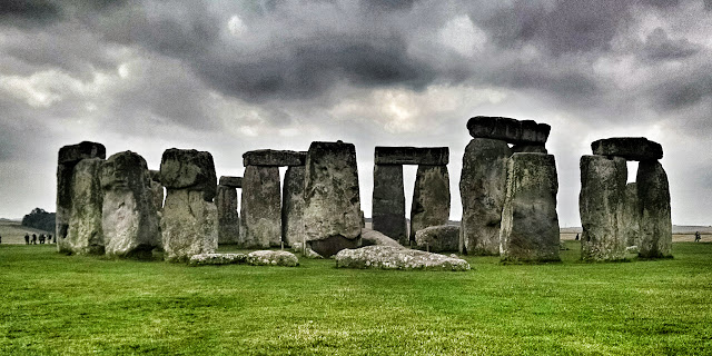 Roadtrip from London to Stonehenge to Southhampon featured on 72 Hours To Go