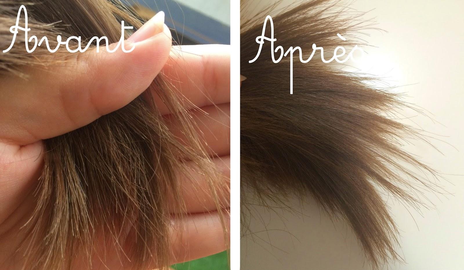 Le moyen de la sortie de la peau et les cheveux