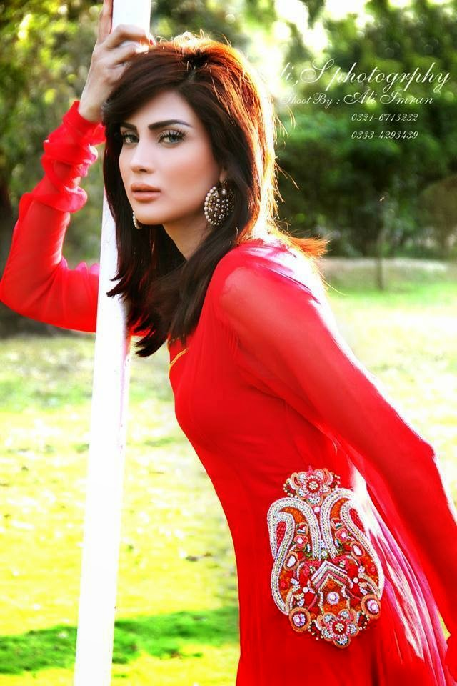 Fiza Ali Model of Pakistan