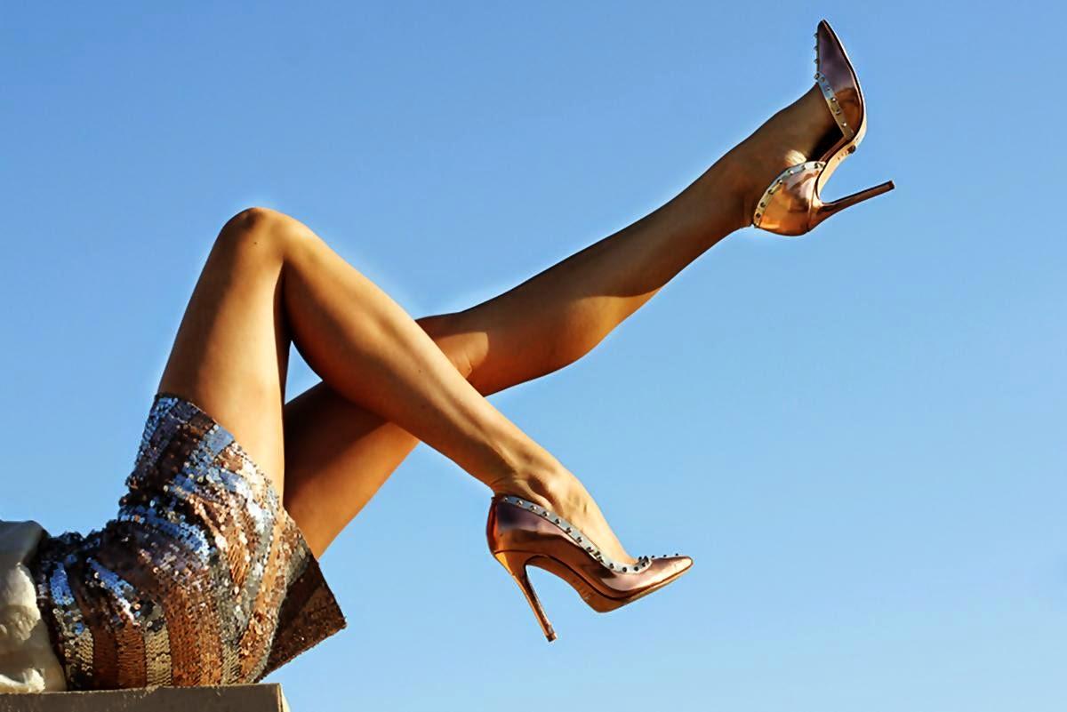 The Mimmie Diaries: Heel Anatomy
