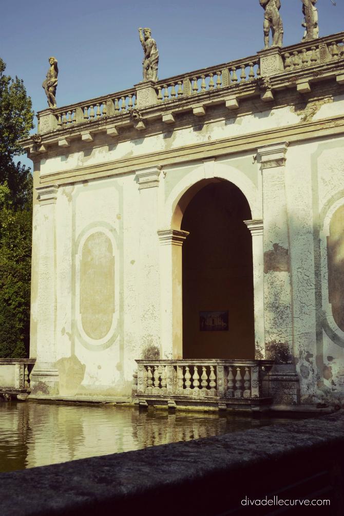 giardino della villa di valsanzibio