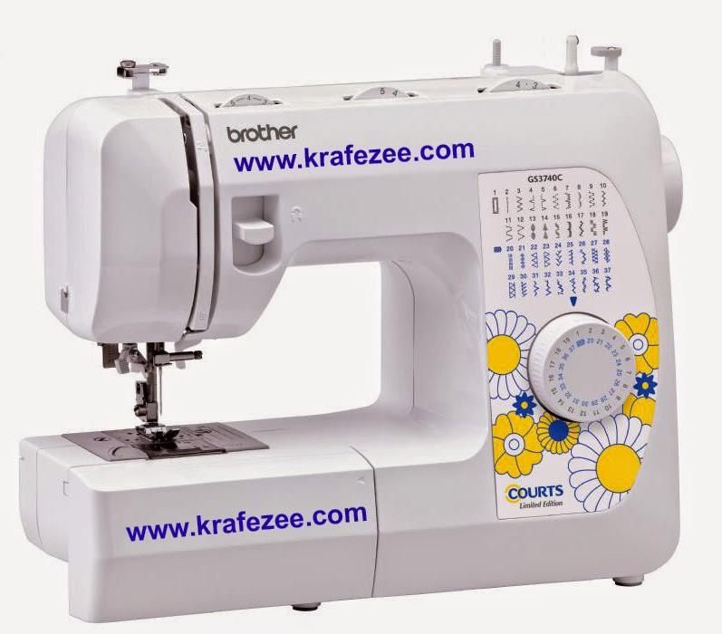 Mesin Jahit Amp Sulam  Sewing Amp Embroidery Machine  Kraf
