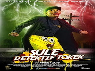 Sinopsis dan Video Trailer Sule Detektif Tokek
