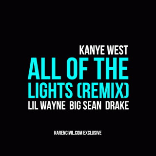 Kanye West - All Of The Lights Remix